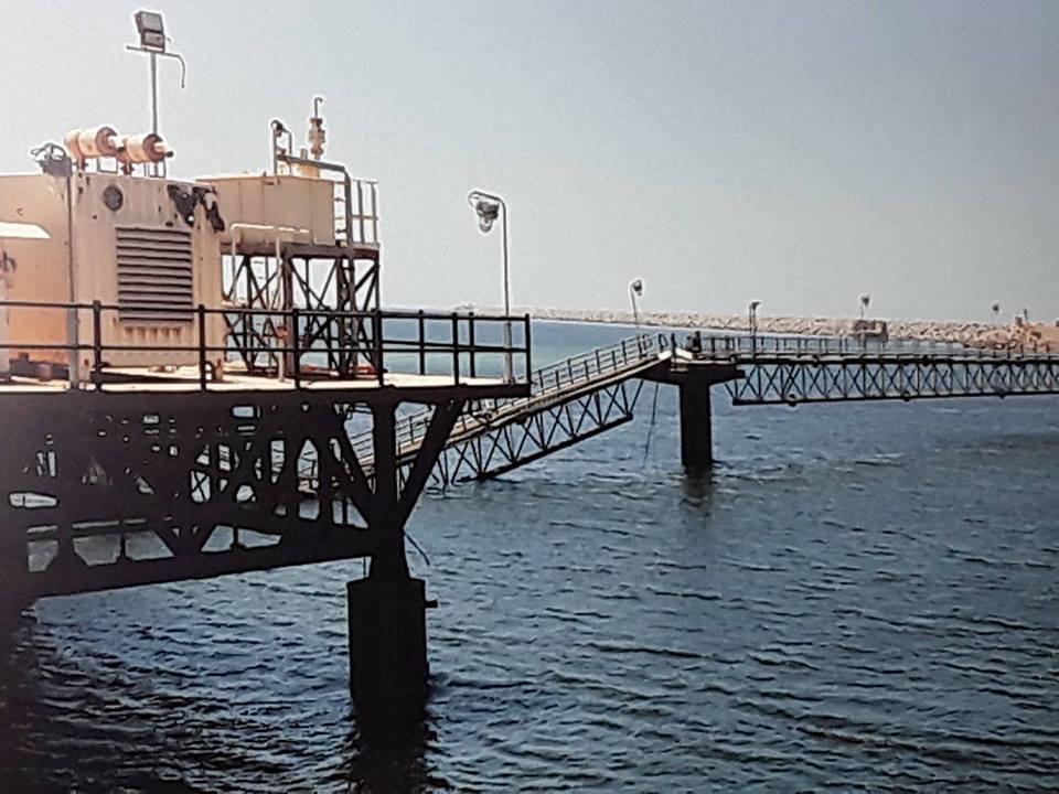 بن دردف: سيتم تشغيل الرصيف النفطي في ميناء بنغازي قريباً