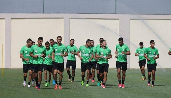 الجزائر تخسر 5 لاعبين أمام منتخبنا