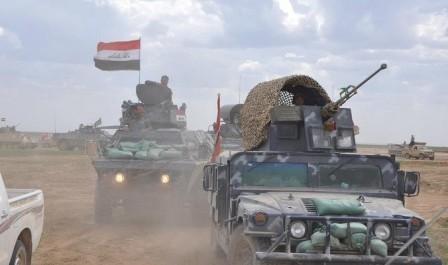 انتصارات جبارة تحقق ضد داعش بفضل تعاون السكان