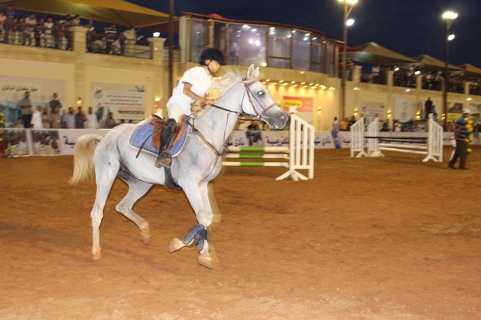 انطلاق مهرجان الفروسية الأول في بنغازي بمشاركة غالبية المدن الليبية