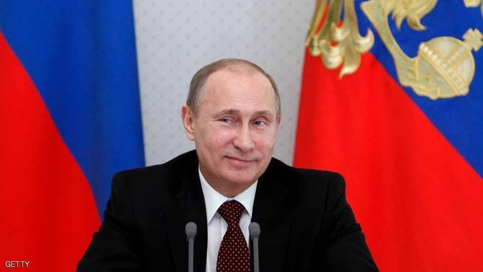 رد ساخر من بوتن على العقوبات الأميركية