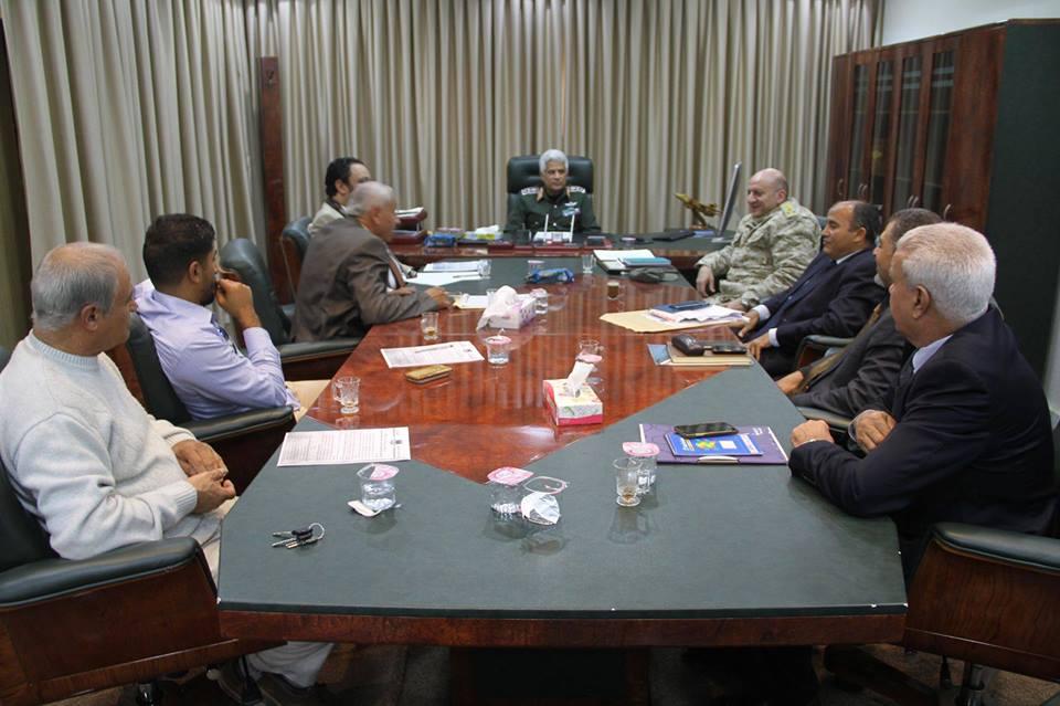 هيئة الاستثمار العسكري تقرر استجلاب عمالة للقطاعين العام والخاص