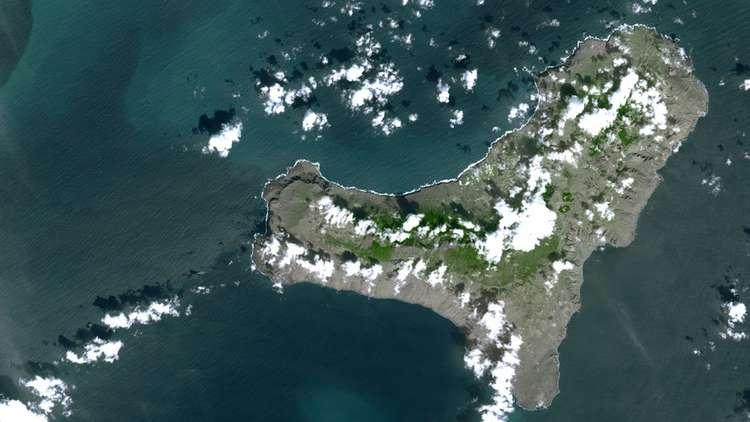 رصد أكبر كارثة تحت الماء في التاريخ