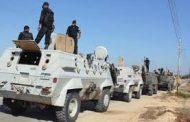 إفشال مخطط إرهابي لاستهداف مقر عسكري بالعريش المصرية