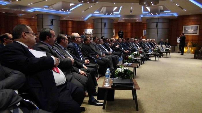 ورشة عمل مشتركة بين المؤسسة الوطنية للنفط ووزارة البترول المصرية في القاهرة