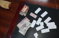 مكافحة المخدرات فرع شحات تضبط تاجر مخدرات بمدينة سوسة