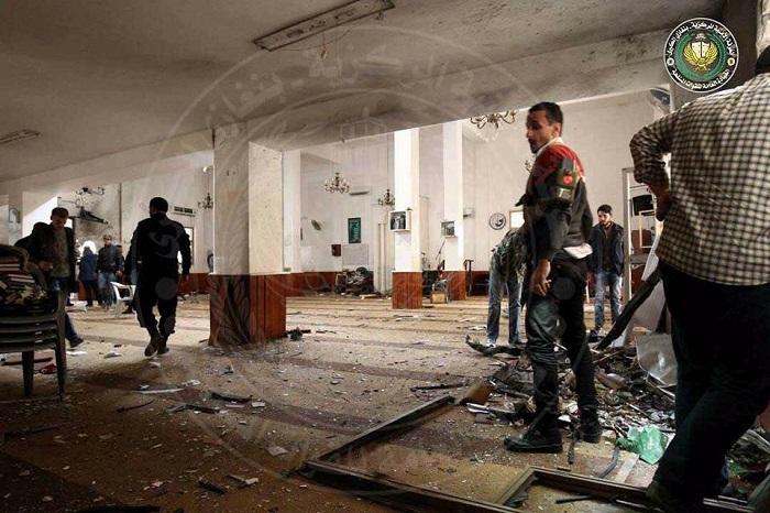 مساجد بنغازي هدف للإرهابيين .. والغرفة الأمنية تطالب بتركيب كاميرات