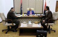 تفاصيل اجتماع الثني مع عميد بلدية البيضاء