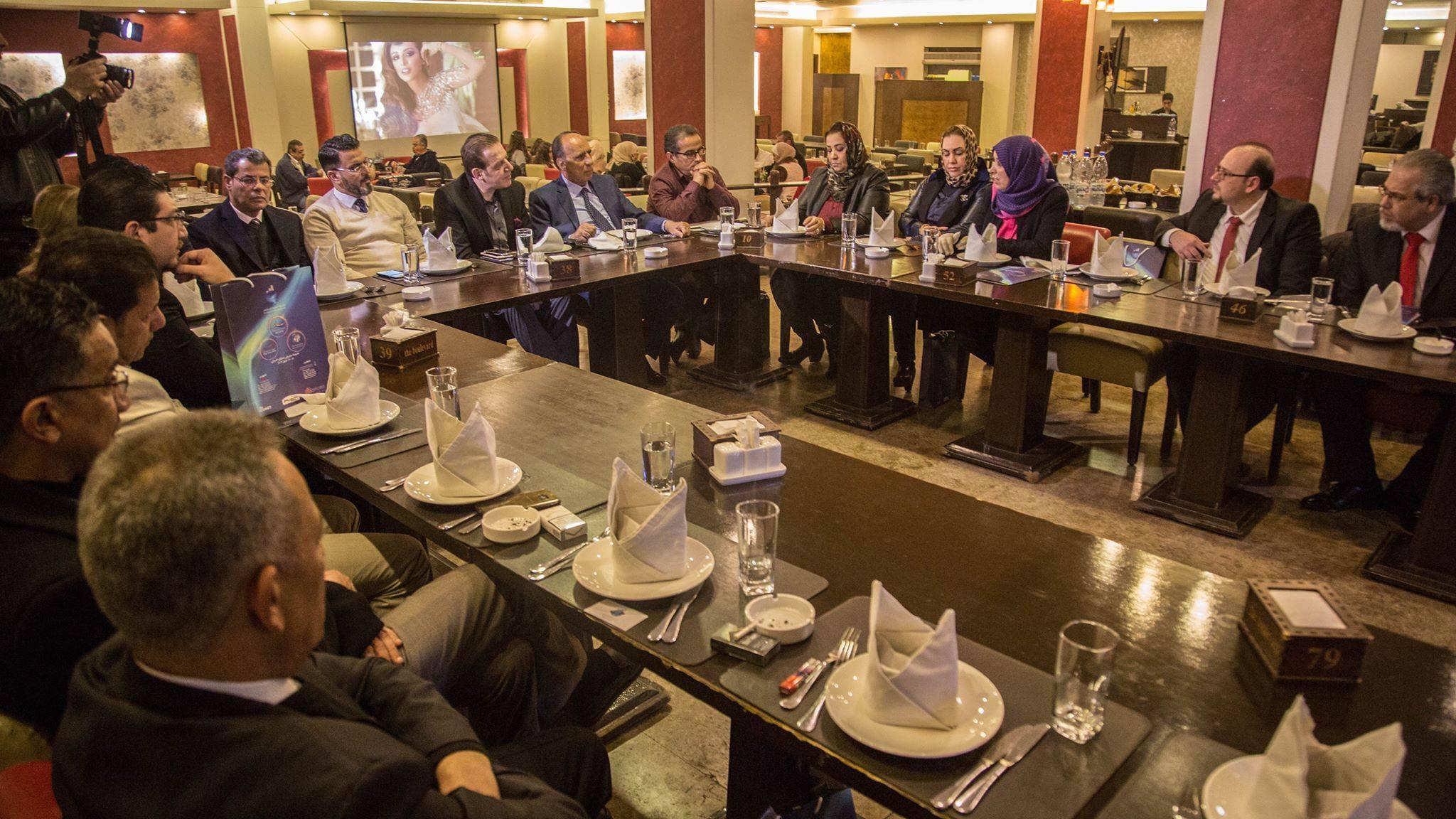 دعوة الشركة الدولية للاستثمار السورية للمشاركة في مؤتمر إعمار بنغازي