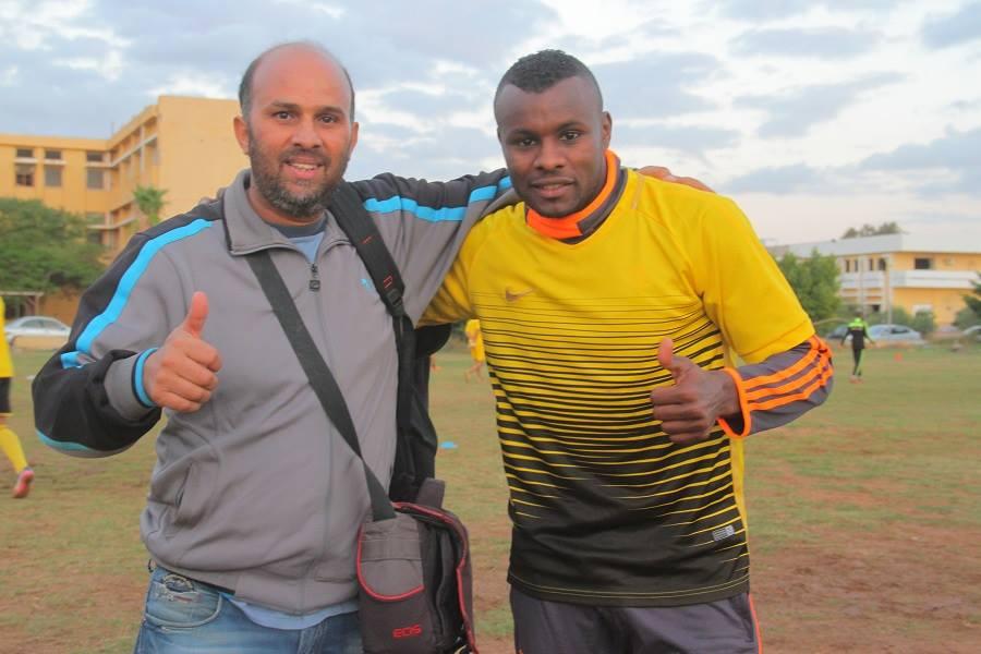 نجم التحدي لأخبار ليبيا 24 عازمون على التأهل من غانا