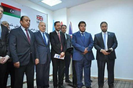 طرابلس تشهد انطلاق مشروع تطوير مراكز الرعاية الصحية في ليبيا