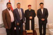 عقيلة صالح يبحث قانون دعم صندوق الزواج المعروض على المجلس