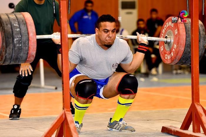 الاتحاد الدولي للقوة البدنية يوقف بطل ليبيا بسبب المنشطات