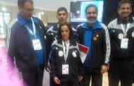 ليبيا تحصد 13 ذهبية في أولى أيام منافسات الألعاب الإقليمية في أبوظبي