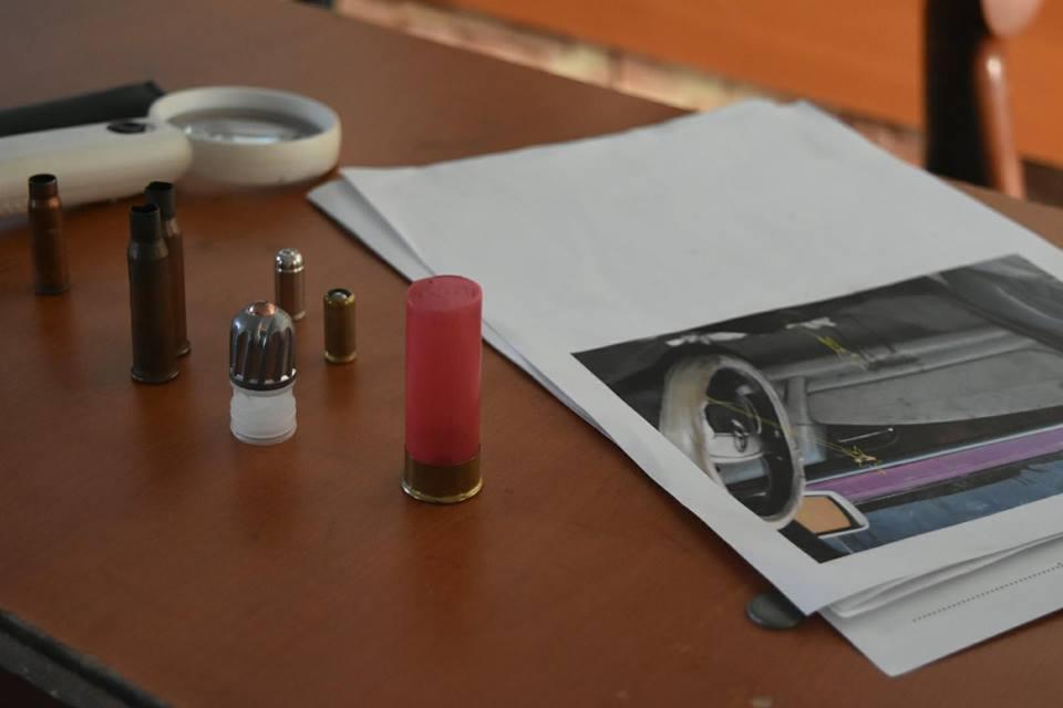 اختتام دورة تدريبية في مجال الأسلحة والمتفجرات