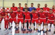 الأهلي بنغازي يواجه الاتحاد على لقب كرة الصالات