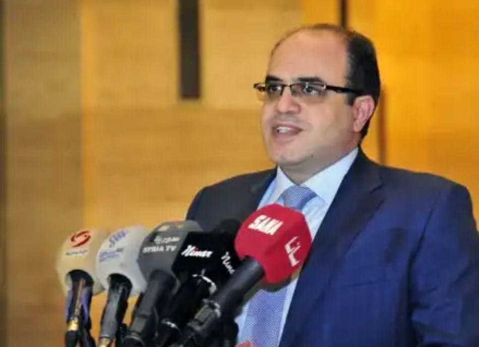 الخليل: سيتم إقامة مراكز دائمة لعرض وبيع المنتجات السورية في ليبيا