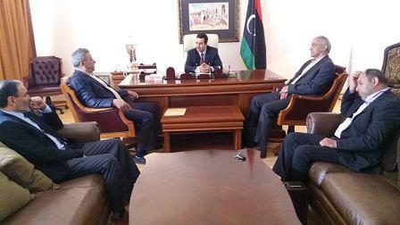 النائب الأول لرئيس مجلس النواب يشيد بمطار طبرق الدولي