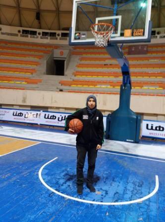 أخبار ليبيا 24 تحاور أول حكم نسائي ليبي في كرة السلة