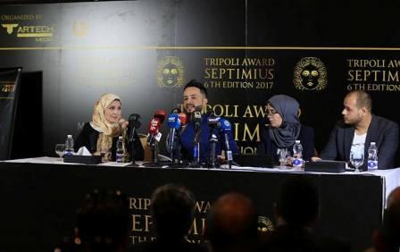 علي أحمد سالم الرئيس الفخري لجائزة سبتيموس في طبعتها السادسة