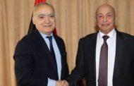 عقيلة صالح يطالب الأمم المتحدة بضرورة الدفع بالعملية السياسية