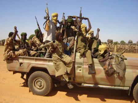 رصد تحركات لجماعات متمردي دارفور داخل ليبيا وجنوب السودان
