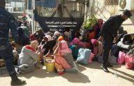 إنقاذ 98 مهاجر غير شرعي في طرابلس بينهم نساء وأطفال