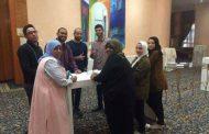 منتدى تمكين المرأة والشباب يشارك في دورة في تونس