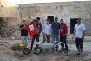 ليبيا معالم أثرية وسياحية مهملة...شباب منطقة