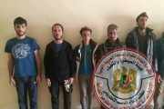 ضبط 16 عنصر من جبهة النصرة الإرهابية حاولوا التسلل إلى ليبيا