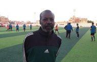 منتخب ليبيا مواليد 2003 يعسكر في طبرق بقيادة المدرب فوزي العيساوي