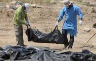 انتشال جثامين مئات الضحايا الذين سقطوا تحت ظلم داعش... والجيش يثأر
