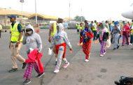 إعادة أكثر من 100 مهاجر نيجيري لبلادهم من ليبيا