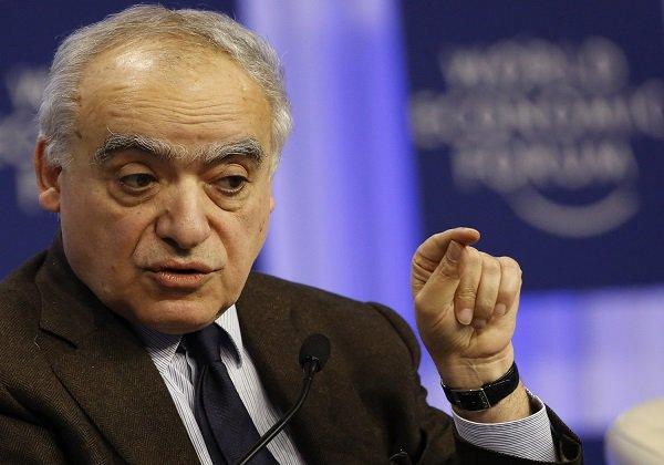 سلامة يرحب بالعقوبات المفروضة على المتاجرين بالبشر في ليبيا