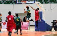 إثارة وقوة في الجولة الأولى من إياب مرحلة التتويج ببطولة السلة