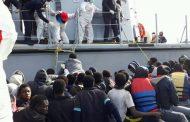 إنقاذ 202 مهاجر غير شرعي شمال صبراتة وزوارة