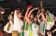 سلة النصر تتوج ببطولة ليبيا للمرة الرابعة في تاريخها