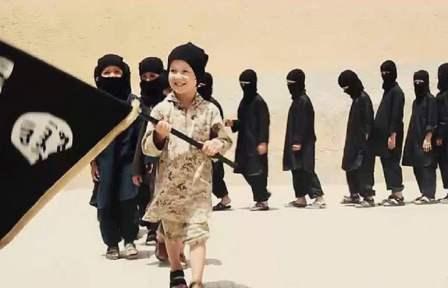 يتصدى داعش للعبة