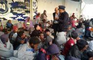 إنقاذ 204 مهاجرًا غير شرعي قبالة سواحل طرابلس