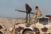 القوات المسلحة في درنة تصد عملية