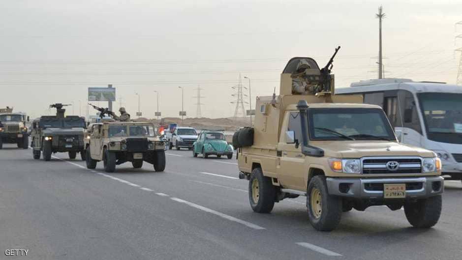 مصر.. إحباط هجوم إرهابي بكمية ضخمة من المتفجرات