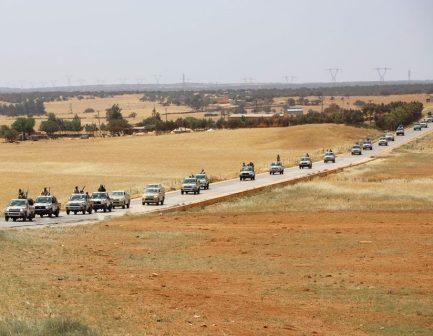مصدر مطلع: بعض المعلومات حول تقدم القوات المسلحة في درنة