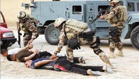 برزت وجوه الدواعش القذرة كسفاحين وبتحقيق العدالة هم اليوم معتقلين