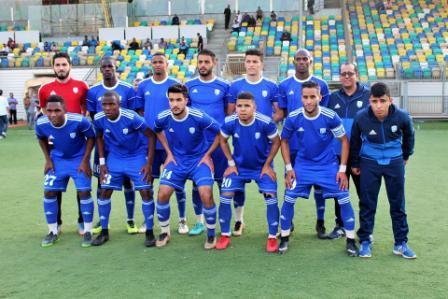 الخمس لأول مرة في نصف نهائي كأس ليبيا