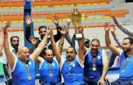 نادي طرابلس يتوج ببطولة ليبيا لكرة السلة على الكراسي المتحركة