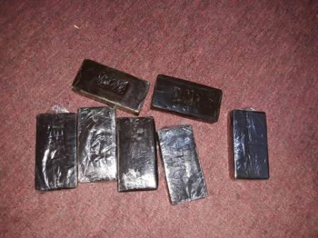 مكافحة المخدرات شحات يلقي القبض على تاجر مخدرات متلبس
