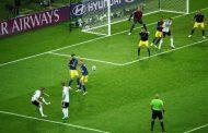ألمانيا تفوز على السويد في الثواني الأخيرة
