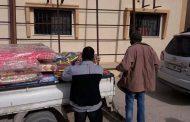 مركز إيواء قنفودة يؤوي المهاجرين بمساعدات أهل الخير