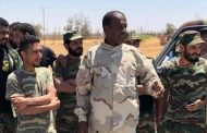 قوات الصاعقة تستعيد أحد معسكراتها في درنة