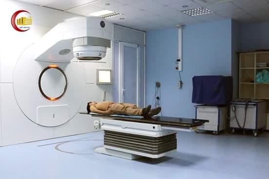 فصل قسمي أمراض الدم والأورام بمركز بنغازي الطبي بسبب تزايد عدد المرضى المترددين